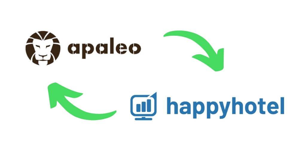 apaleo with happyhotel uk