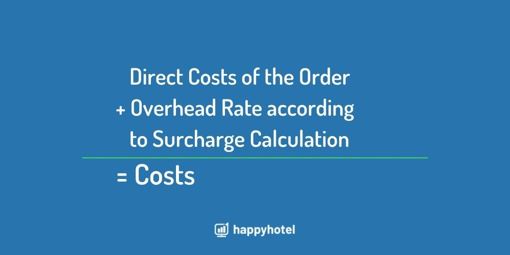 Surcharge or Overhead