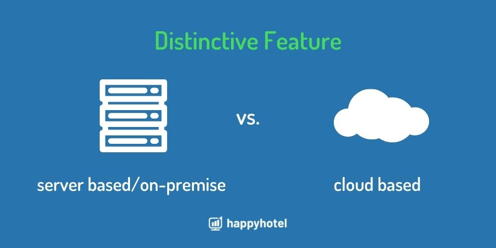 server based vs cloud